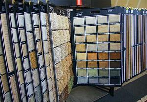 Residential Carpet Samples